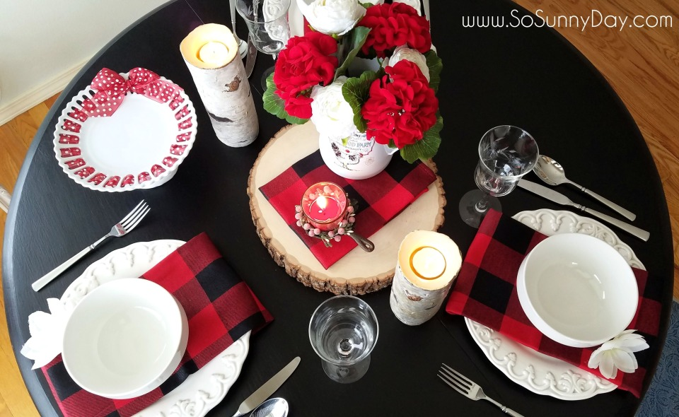 Valentines Tablescape So Sunny Day Blog (5)
